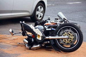 Motorcycle Accident in Auburn