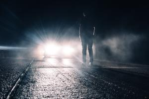 Pedestrian Accident in Humboldt County