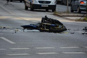 Sacramento, CA – Man Dies after Violent Motorcycle Accident on