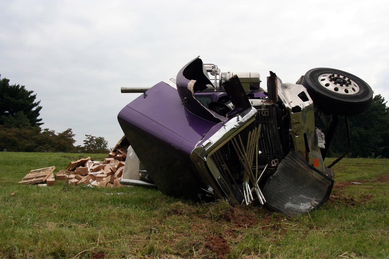 Ten-Vehicle Accident in Santa Rosa
