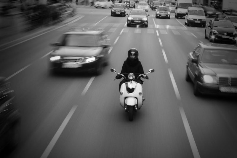 Long Beach, CA – Motorcycle Injury Accident 405 Freeway Near 710 Freeway
